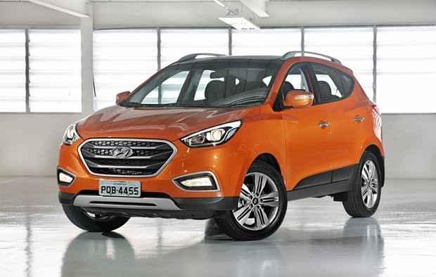 Grade dianteira inédita está entre as novidades - Hyundai/divulgação