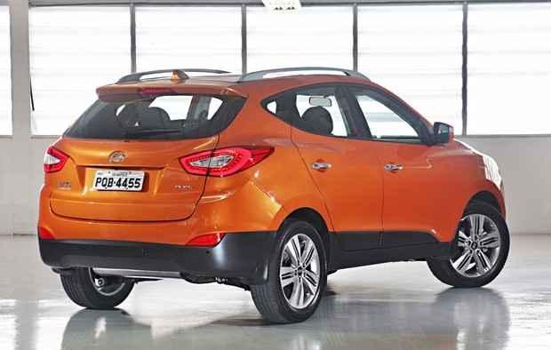 Motor é o mesmo 2.0 de 157 cv a gasolina  - Hyundai/divulgação