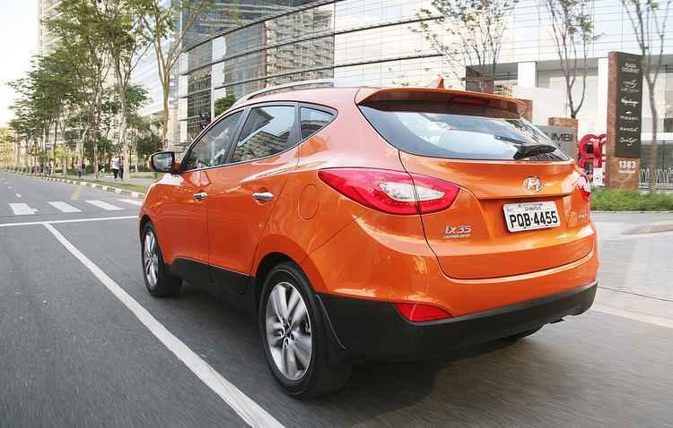 Serão três versões, além de uma série limitada na cor laranja, com apenas 300 unidades - Hyundai/divulgação