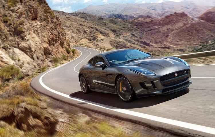 Superesportivo tem carroceria  - John Wycherley/Jaguar/divulgação