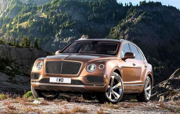 Bentley/ divulgação