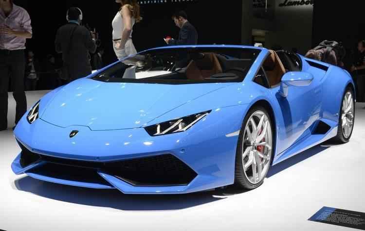 O carro é mais aerodinâmico já fabricado pela Ferrari  - Newspress/divulgação