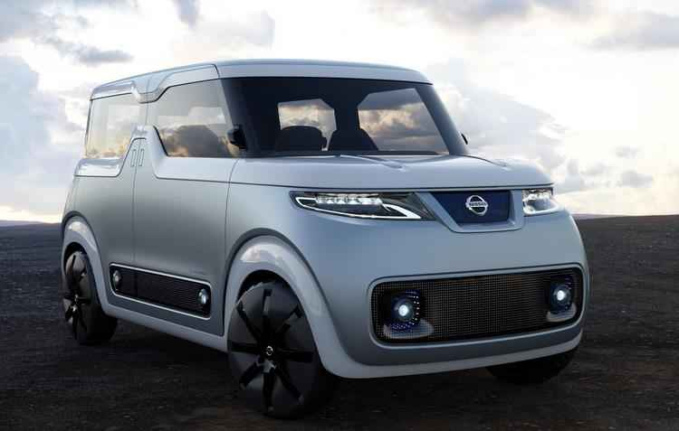 Nissan deixou cair os componentes visuais que expressam agressividade, para que proprietário componha aparência a seu gosto  - Nissan/divulgação