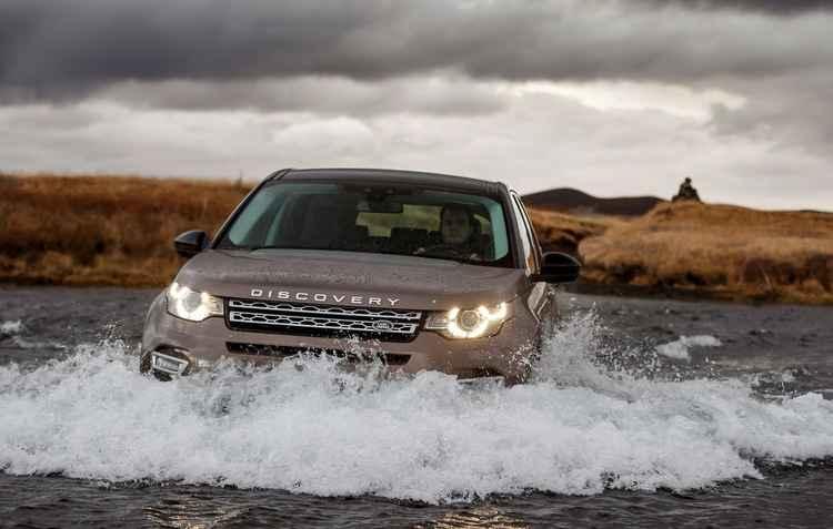 Land Rover/ Divulgação