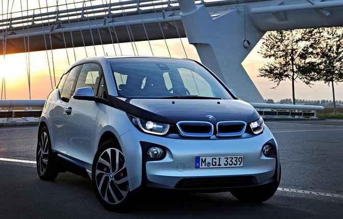 BMW i3 é único elétrico vendido no Brasil - BMW/divulgação