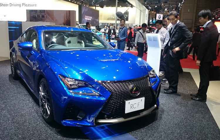 Lexus RC F - Jorge Moraes/ DP/ D.A Press