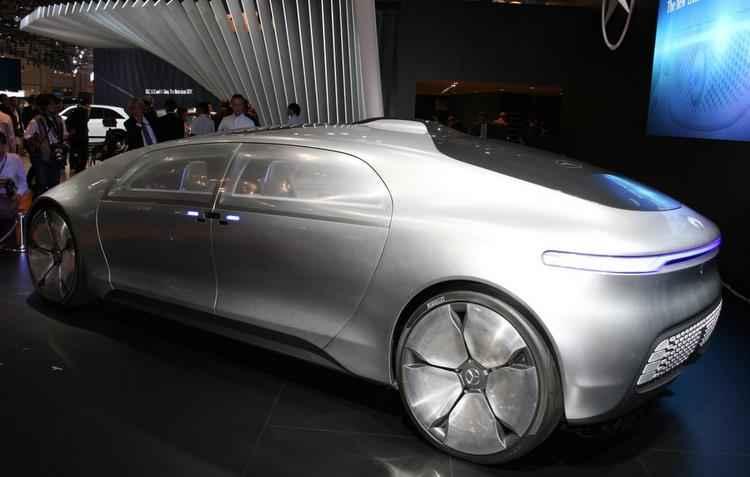 Autonomia do carro totaliza 980 km - Mercedes/divulgação