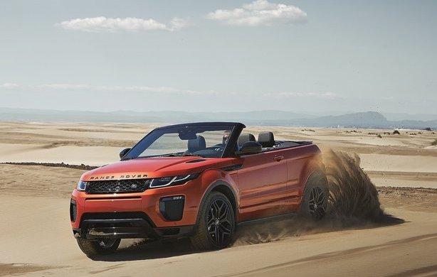 Nos EUA, carro vai de 0 a 100 km/h em 7,8 segundos  - Land Rover/divulgação