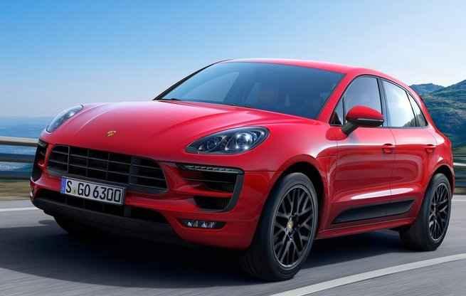 Macan já teve quase 70 mil modelos vendidos em 2015   - Porsche/divulgação