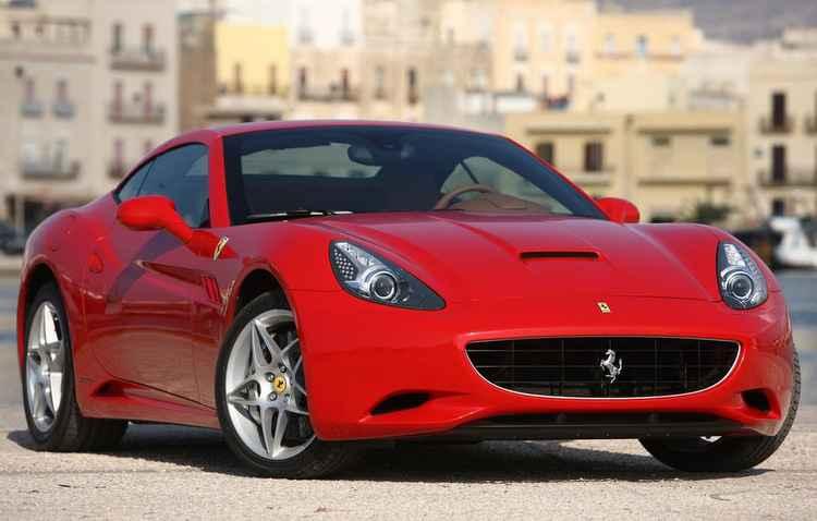 Ferrari California - Ferrari/ divulgação
