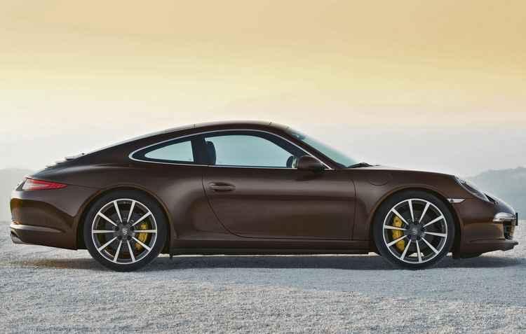 Porsche 911 Carrera 4S                  - Porsche/ divulgação
