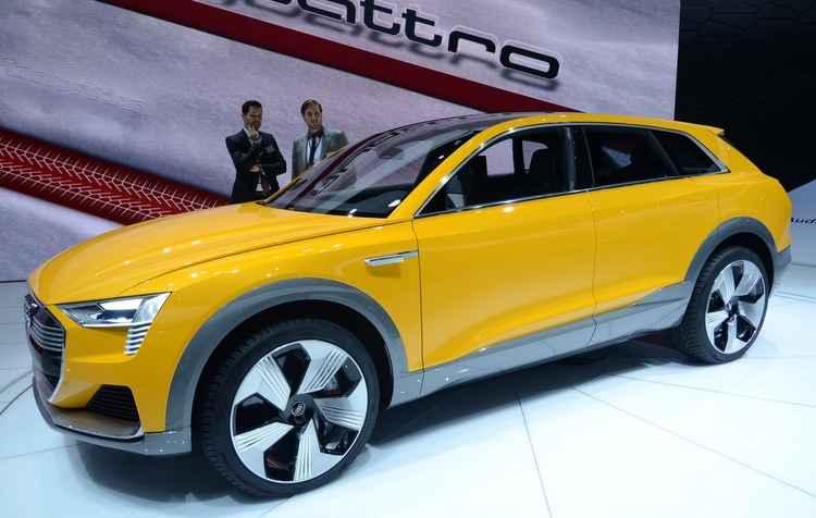Audi H-Tron  - Audi/divulgação