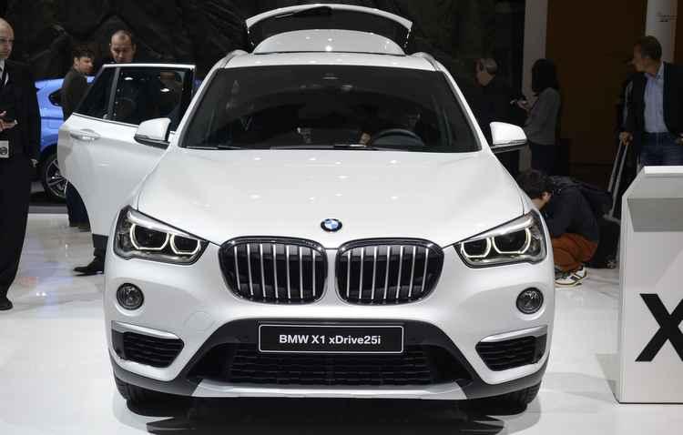 Aposta nacional da BMW no segmento de utilitários - BMW / Divulgação