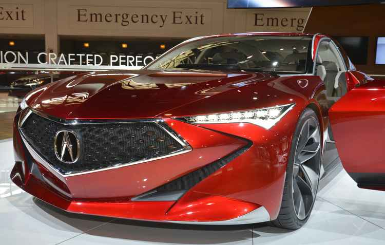 Acura Precision  - Chicago AutoShow