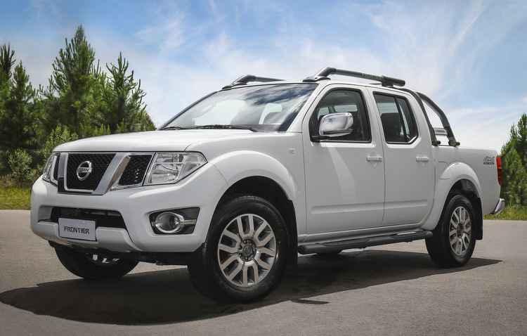 Nissan Frontier  - Nissan/ divulgação