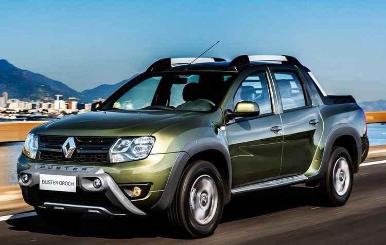 Renautl Oroch - Renault/ divulgação