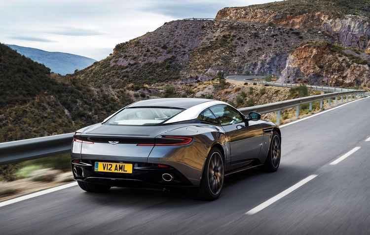 Aston Martin / Divulgação