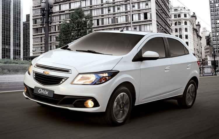 Onix é uma boa opção para a mulher trabalhadora - Chevrolet / Divulgação