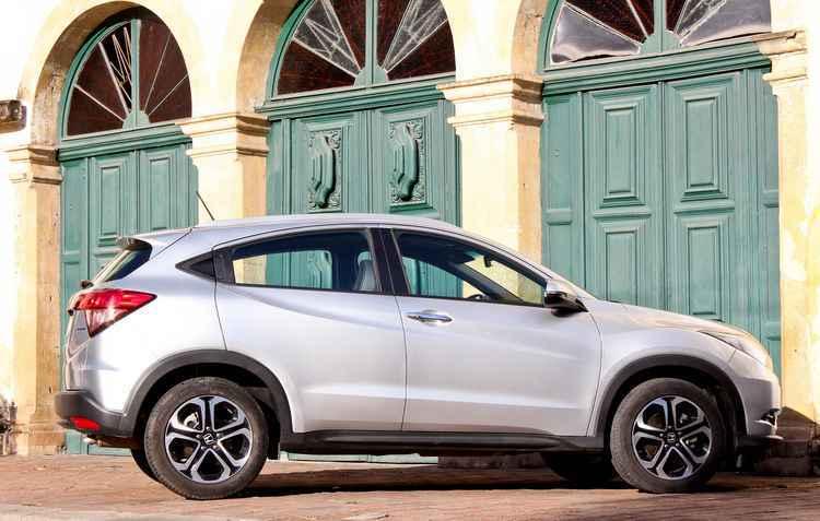 O HR-V traz a tecnologia como aliada - Honda / Divulgação