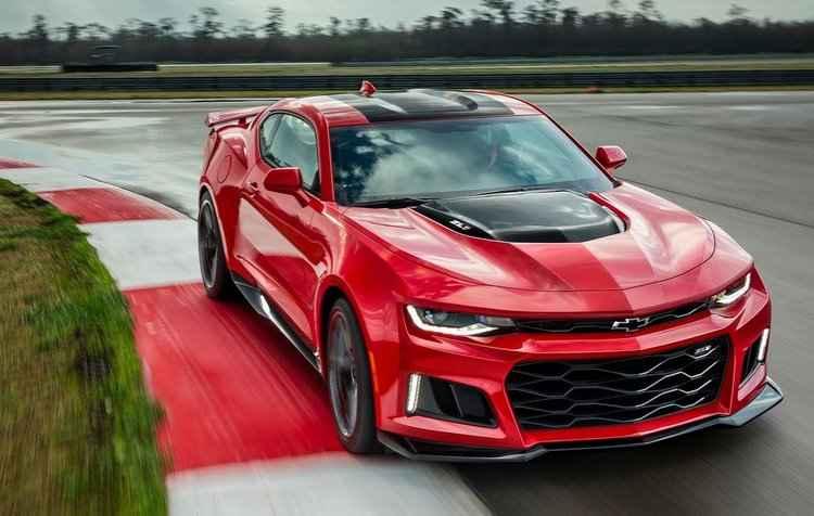 Modelo apresenta alargamento nos para-choques dianteiros - Chevrolet / Divulgação
