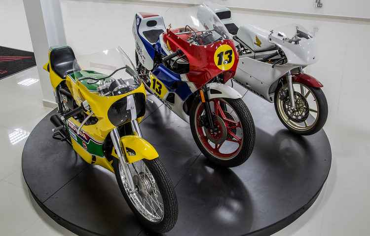 Modelos de competição são atrativos - Honda / Divulgação