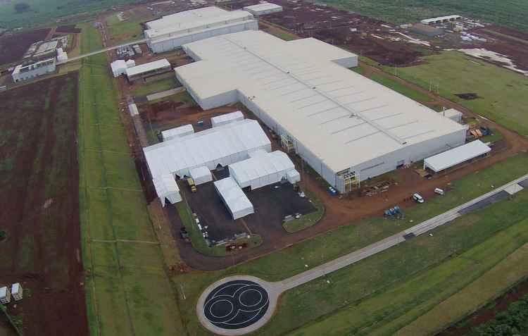 Planta de Iracemápolis teve investimento acima dos R$ 600 milhões - Mercedes-Benz / Divulgação