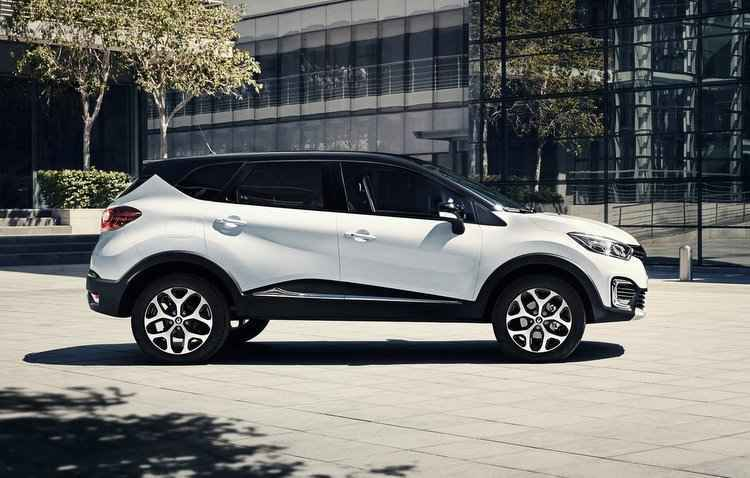 SUV mede 4,33 metros de comprimento - Renault / Divulgação