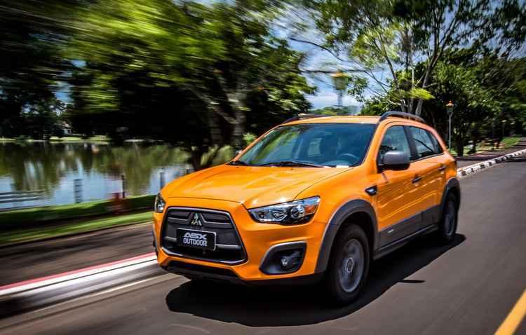 O motorista irá pagar pela opção urbana R$ 10 mil a mais que a versão original - Mitsubishi / Divulgação