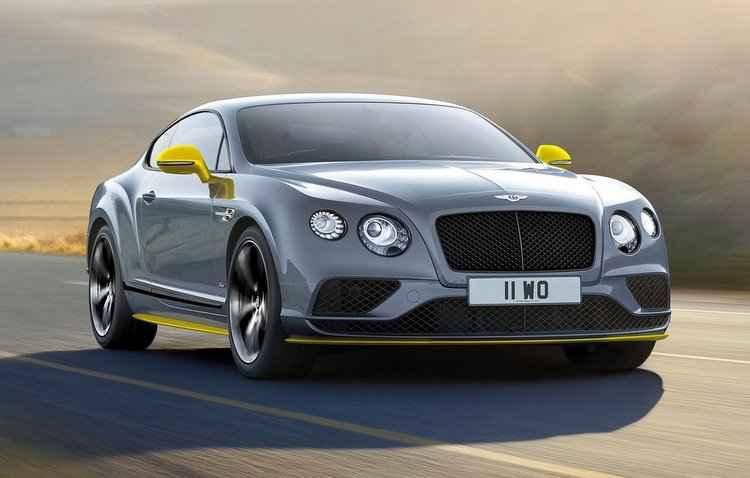 Bentley ganha destaque por suas propostas cada vez mais esportiva - Bentley / Divulgação