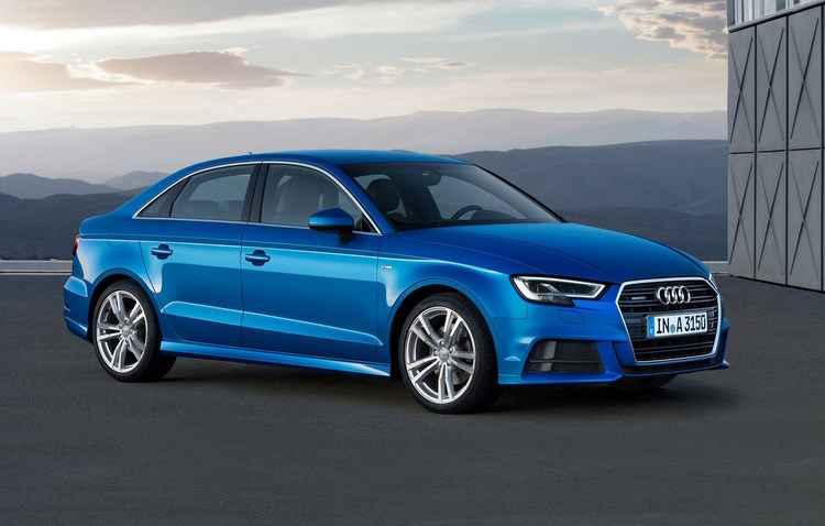 Audi renova a sua estrela, o A3