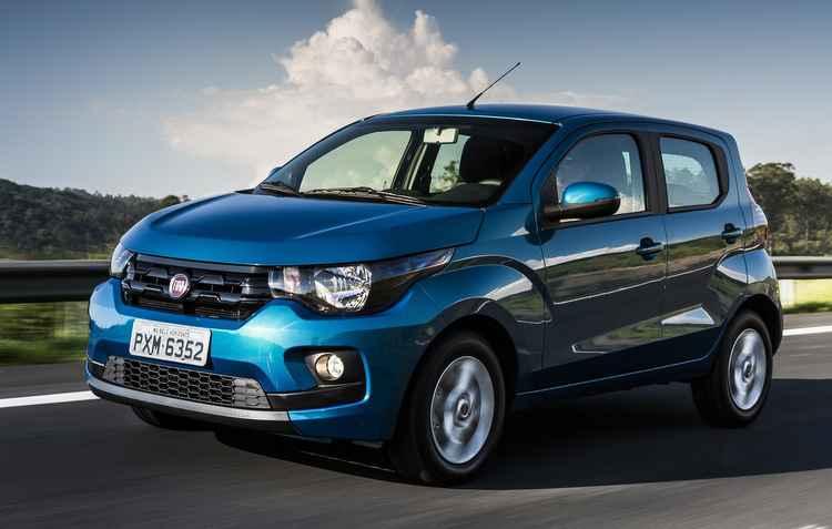 Fiat apresenta sua principal novidade do ano: o Mobi