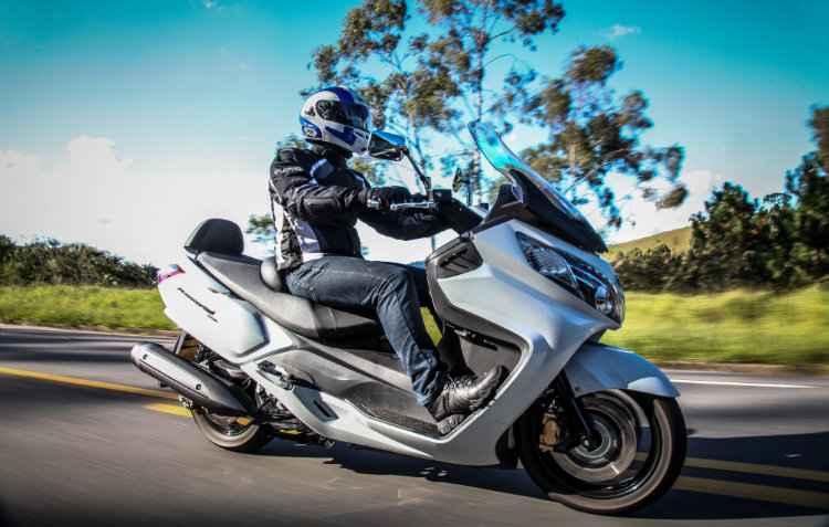 Dafra reduz preço da Maxsym 400i para concorrer com a Honda SH 300i - Reprodução da internet