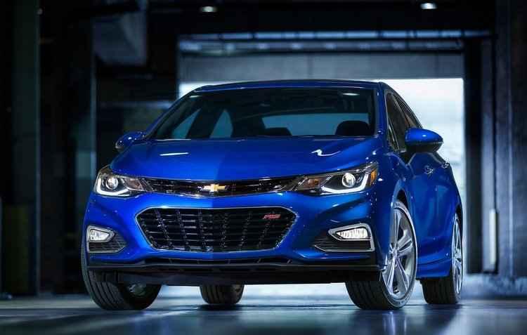 Compacto será lançado em setembro no Brasil, mas já foi avaliado mos EUA - Chevrolet / Divulgação