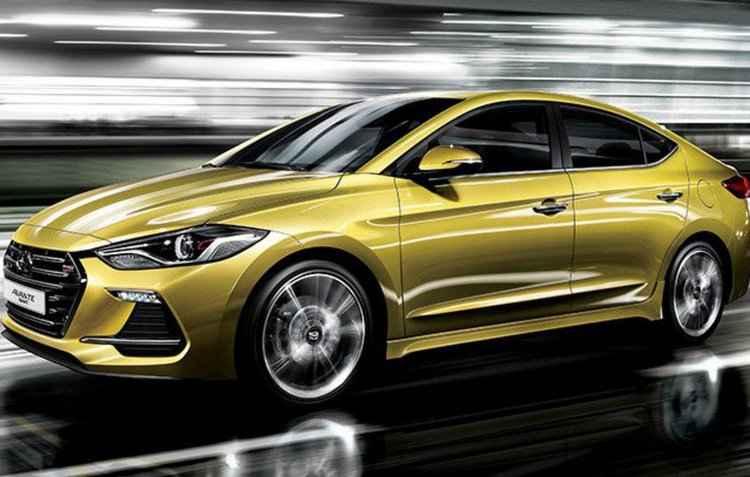 Emblema turbo na grade frontal, que agora tem bordas pintadas de preto - Hyundai / Divulgação