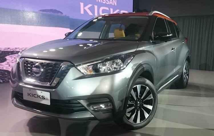 Nissan apresenta o novo Kicks, o carro dos Jogos Olimpícos