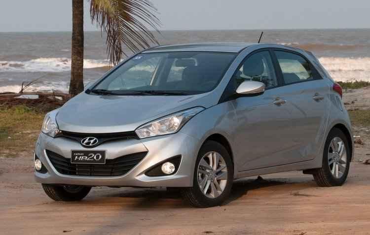 Hyundai HB20 continua em segundo lugar - Hyundai / Divulgação