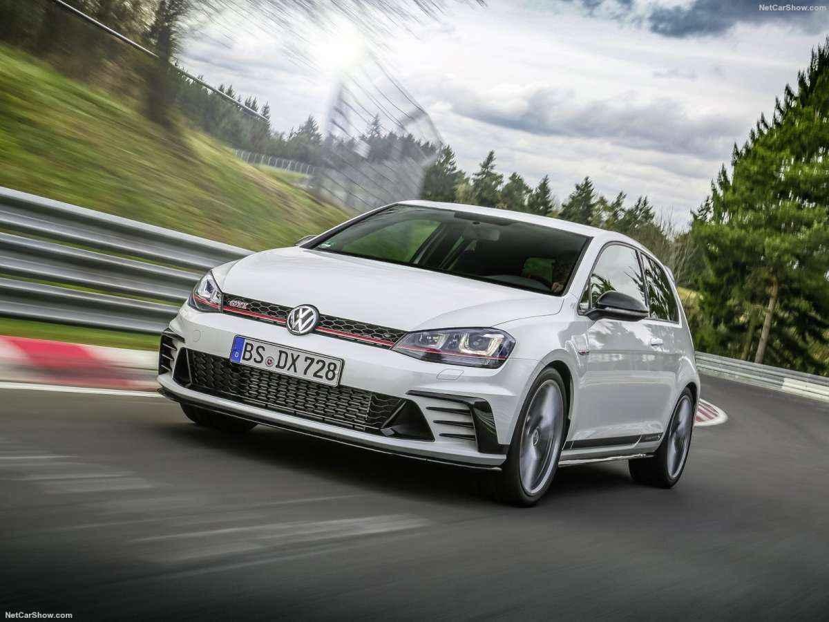 Volta em Nordschleife foi feita em 7 minutos 41 segundos e 21 centésimos - Volkswagen / Divulgação