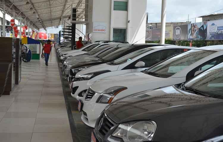 Comprar em loja especializada tem a facilidade de maiores opções e rapidez - Malu Cavalcanti / Esp. DP