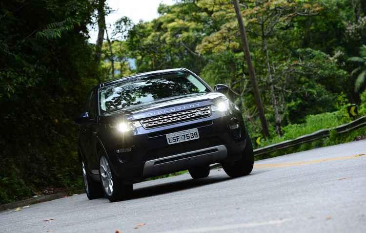 SUV tem boa altura e estilo para qualquer estrada - Fernanda Freixos / Divulgação
