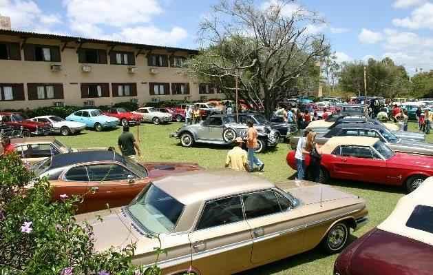 Evento mostrará os carros do Clube de Automóveis Antigos de Pernambuco - Caap / Divulgação