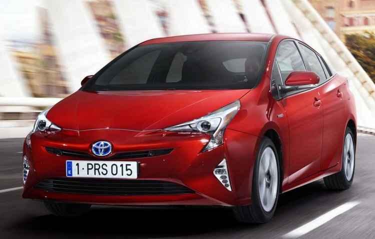 Potência combinada dos dois motores aumentou para 150 cavalos - Toyota/Divulgação