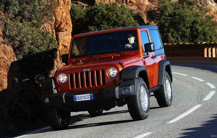 Defeito em airbags está ligado a 13 mortes no mundo todo - Jeep / Divulgação
