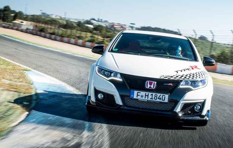 Intuito era promover o hatchback como líder em performance na categoria - Honda / Divulgação