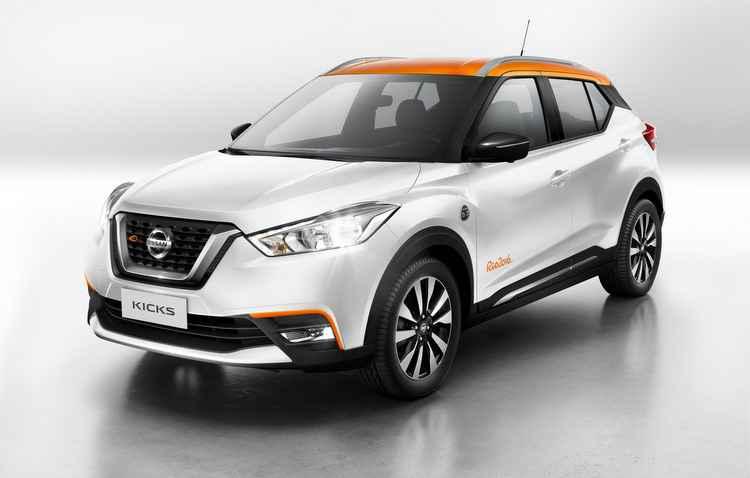Primeiras mil unidades produzidas do SUV serão alusivas à edição especial Rio 2016 - Nissan / Divulgação