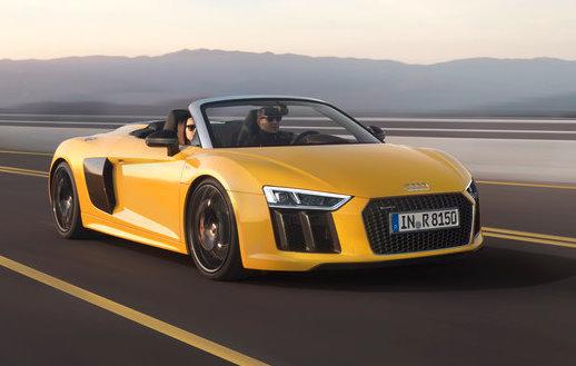 Modelo pesa apenas 1.720 kg - Audi / Divulgação
