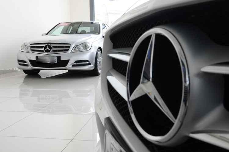 Perfil de comprador de Mercedes e Lexus é formado pelos mais experientes - João Velozo/DP