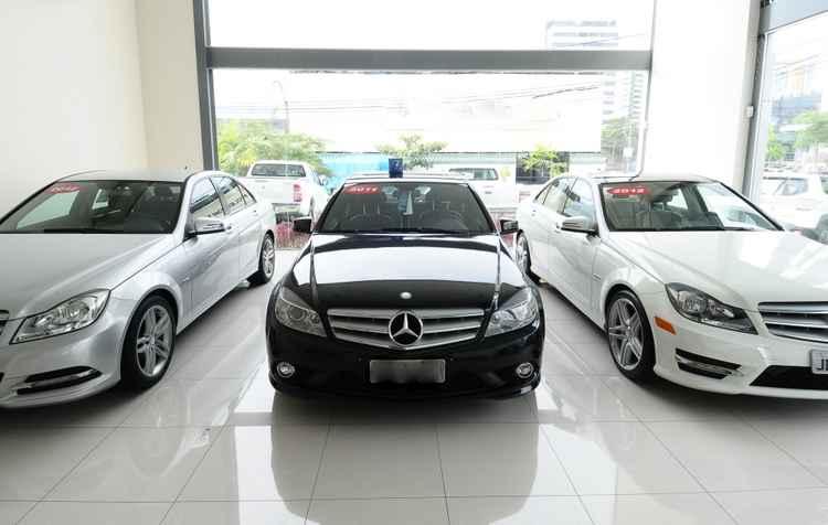 Audi, Mercedes e BMW são os mais procurados - João Velozo/DP