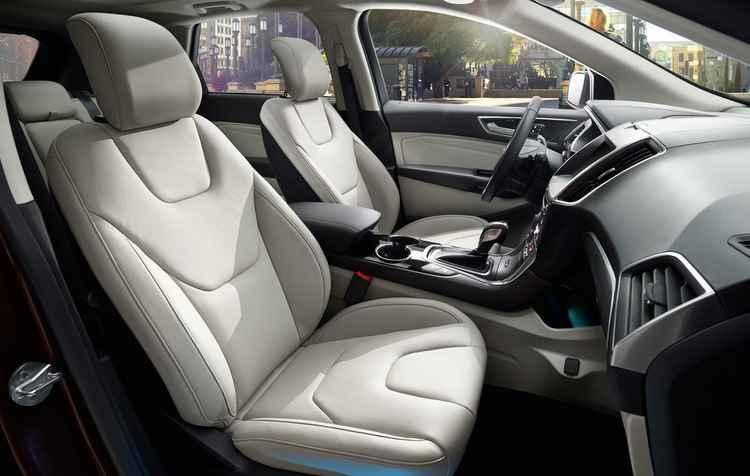 Edge é lançado visando compradores de marcas premium - Ford / Divulgação