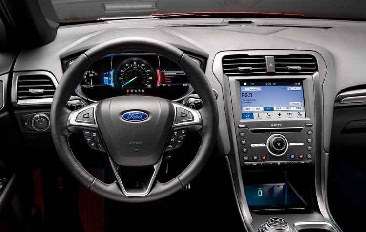 Ainda não se sabe o pacote de equipamentos que a Ford irá disponibilizar para o Brasil - Ford / Divulgação