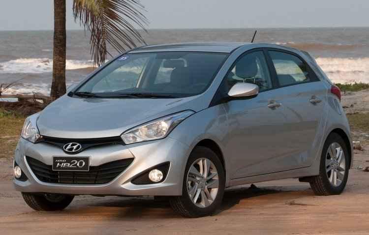Promoção abrange os modelos HB20 Comfort Plus 1.6 MT, HB20 Comfort Style 1.6 MT e HB20S Comfort Plus 1.0 - Hyundai / Divulgação